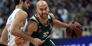 Nick Calathes - Panathinaikos Superfoods Athens