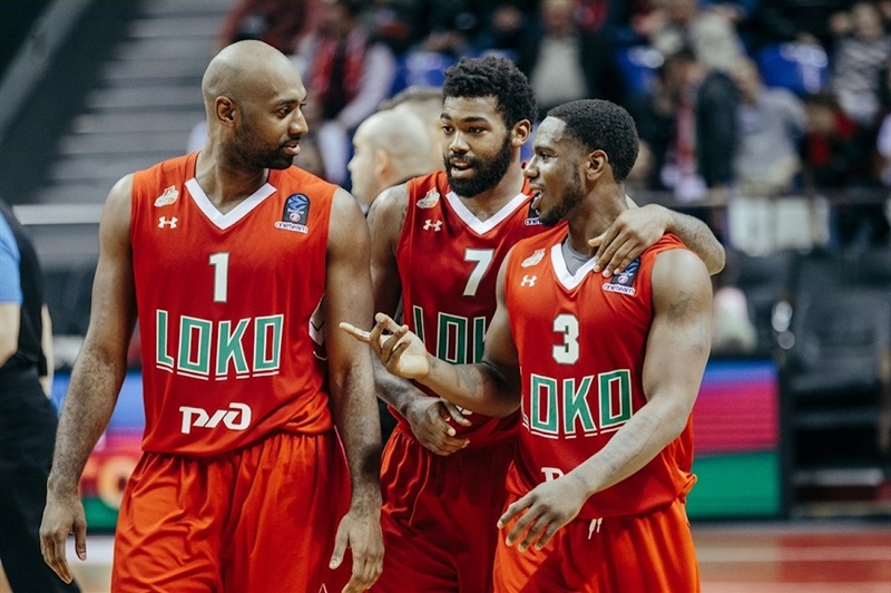Collins, Lacey and Ragland - Lokomotiv Kuban Krasnodar (photo Lokomotiv) - EC17