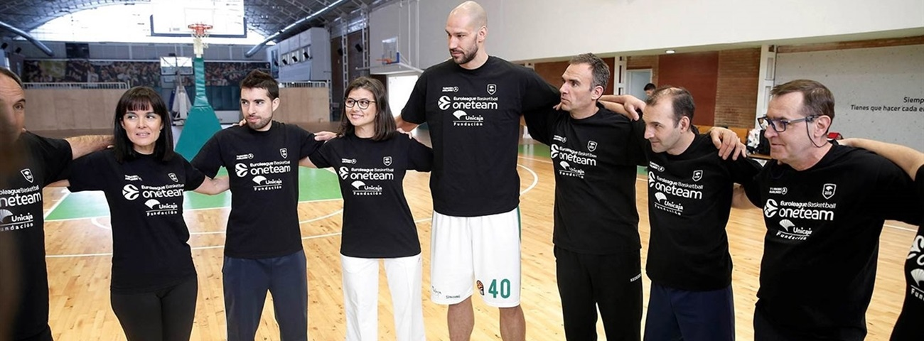One Team participants declare Unicaja project a big success!
