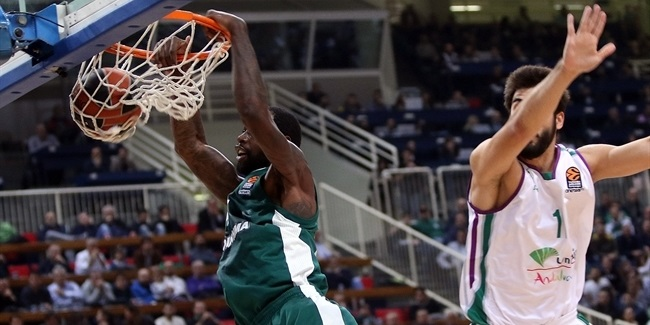 RS Round 10: Panathinaikos Superfoods Athens vs. Unicaja Malaga
