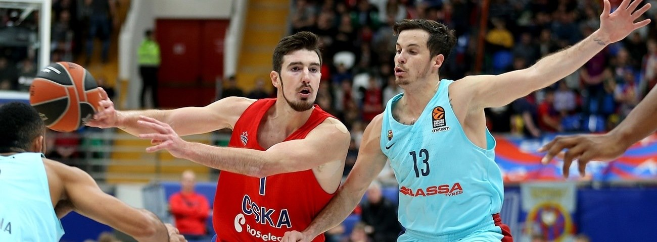 Nando De Colo, CSKA: 'This is the best thing that happened to me'