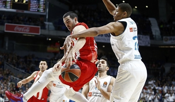 RS Round 10 report: Rochestie, Bjelica lead Zvezda's huge upset in Madrid