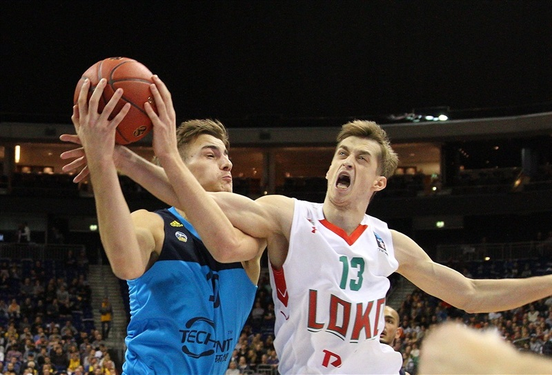 Tim Schneider - ALBA Berlin (photo ALBA - Andreas Knopf) - EC17