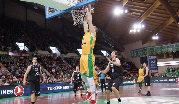 Regular Season, Round 7: Limoges's hot shooting too much for RETAbet