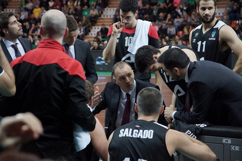 Veljko Mrsic - RETAbet Bilbao Basket (photo Limoges - Olivier Sarre) - EC17