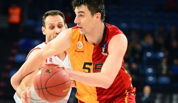 Regular Season, Round 7: Renfroe misses triple-double as Galatasaray downs Reggio Emilia
