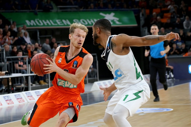 Per Guenther - ratiopharm Ulm  (photo Ulm - Florian Achberger) - EC17