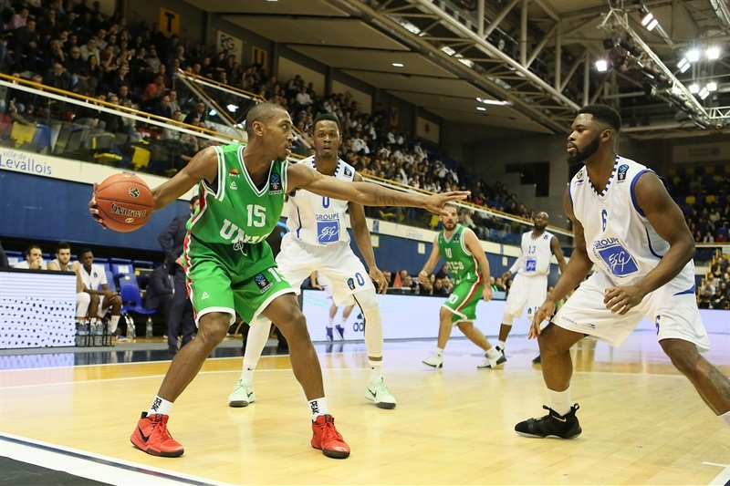 Jamar Smith - UNICS Kazan (photo Levallois - Karen Mandau) - EC17
