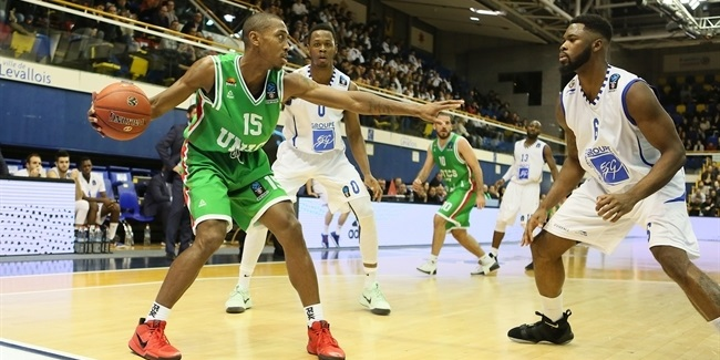 7DAYS EuroCup, Regular season, Round 7: Levallois Metropolitans vs. UNICS Kazan
