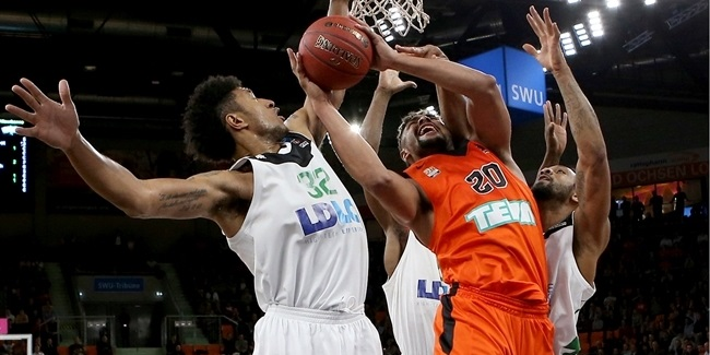 7DAYS EuroCup, Regular season, Round 7: ratiopharm Ulm vs. ASVEL Villeurbanne