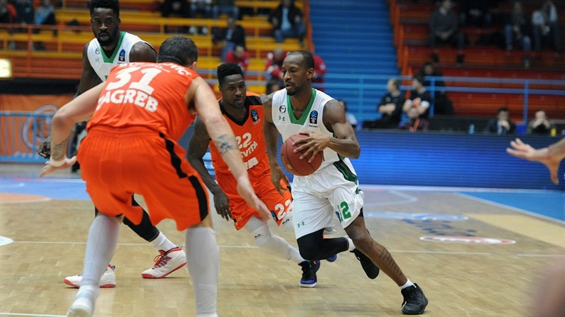 Will Cummings - Darussafaka Istanbul (photo Cedevita) - EC17