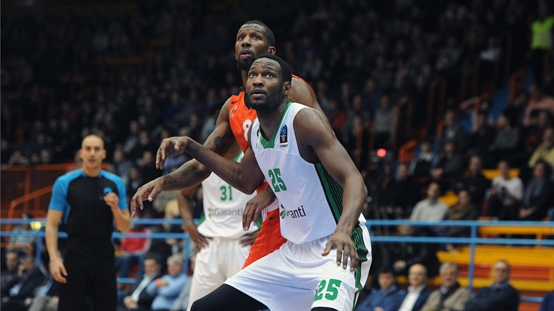JaJuan Johnson - Darussafaka Istanbul (photo Cedevita) - EC17
