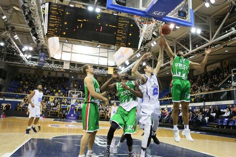 Trent Lockett - UNICS Kazan (photo Levallois - Karen Mandau) - EC17