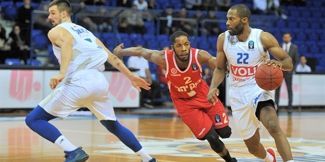 7DAYS EuroCup, Regular season, Round 7: Buducnost VOLI Podgorica vs. Hapoel Bank Yahav Jerusalem