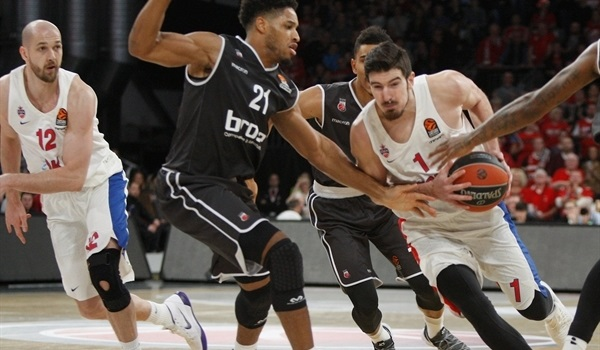 RS Round 11 report: CSKA rides third quarter blitz to victory in Bamberg