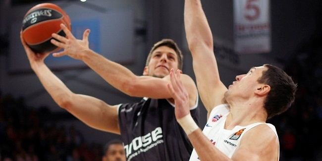 Partizan signs Nikolic to three-year deal