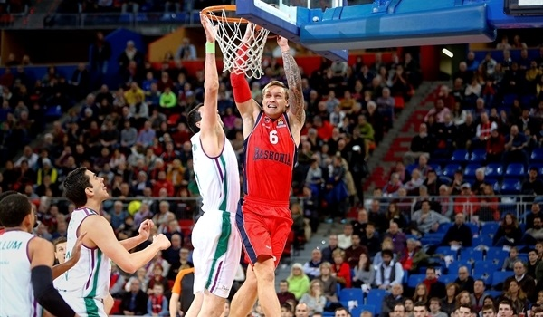 RS Round 11 report: Timma shines as Baskonia beats Unicaja