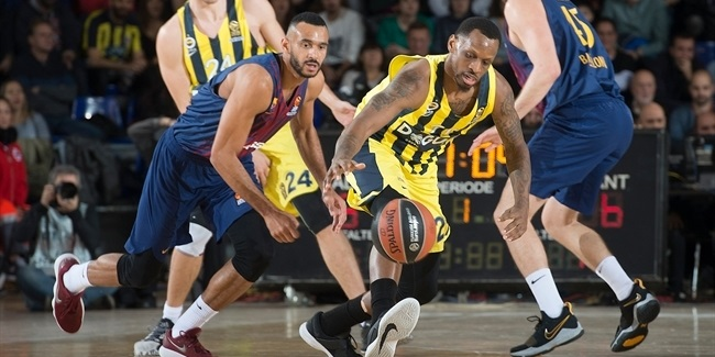 RS Round 11: FC Barcelona Lassa vs. Fenerbahce Dogus Istanbul