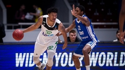 ASVEL wins at St. Petersburg to edge closer to Top 16