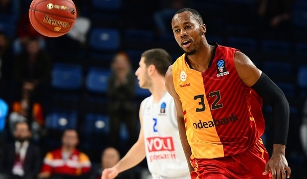 Regular Season, Round 8: Hardy shoots Galatasaray over Buducnost