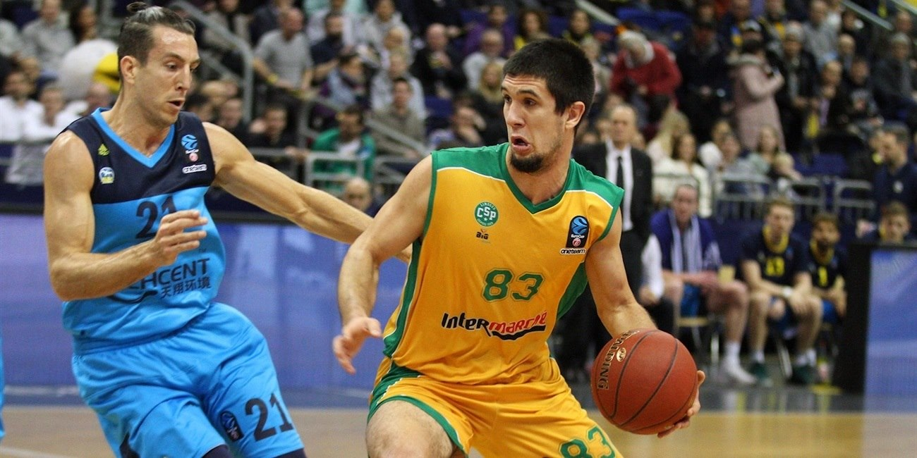 Axel Bouteille - Limoges CSP (photo ALBA - Andreas Knopf) - EC17