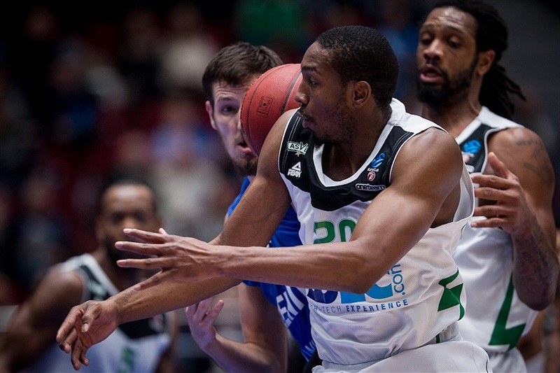 Demarcus Nelson - ASVEL Villeurbanne (Photo Zenit) - EC17