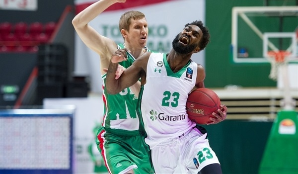 Regular Season, Round 8: Darussafaka clinches Group A top spot with win in Kazan