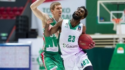 Darussafaka clinches Group A top spot with win in Kazan