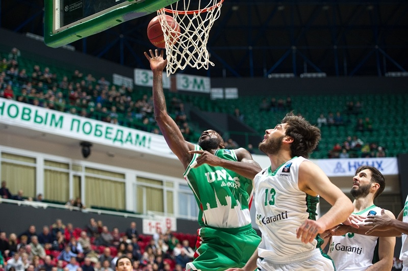 Stephane Lasme - UNICS Kazan (photo UNICS) EC17