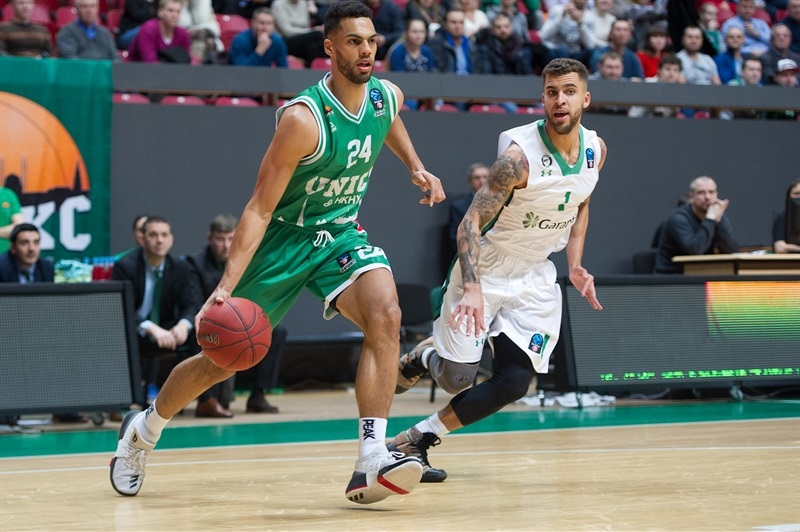Trent Lockett - UNICS Kazan (photo UNICS) EC17