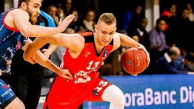 Spotlight on: Dzanan Musa, Cedevita Zagreb