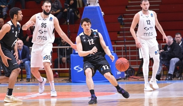 Regular Season, Round 8: RETAbet downs Partizan, promotes Limoges