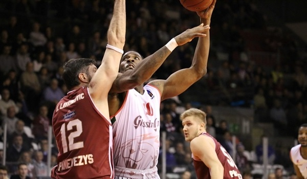 Regular Season, Round 8: Lavrinovic lifts Lietkabelis to overtime win in Reggio Emilia