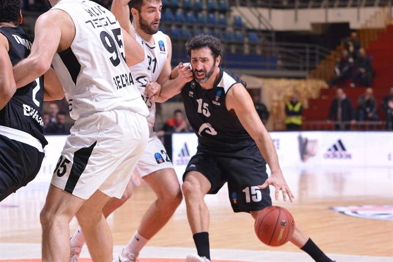 Alex Mumbru - RETAbet Bilbao Basket (photo Partizan) - EC17