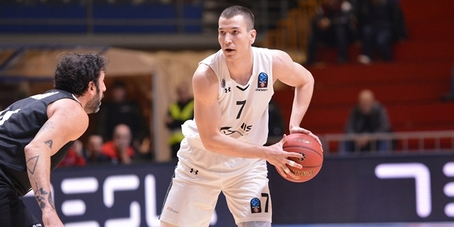 7DAYS EuroCup, Regular season, Round 8: Partizan NIS Belgrade vs. RETAbet Bilbao Basket