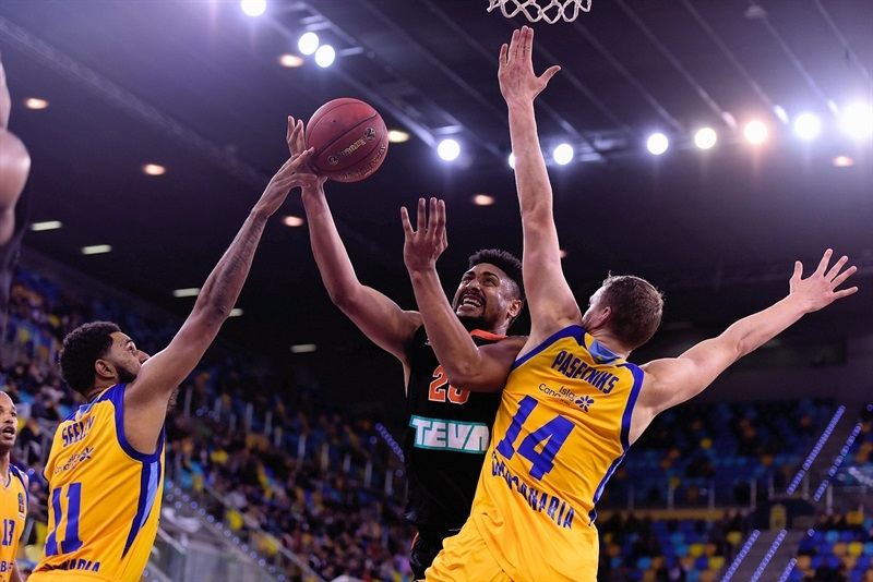 Jerelle Benimon - ratiopharm Ulm (photo Gran Canaria) - EC17