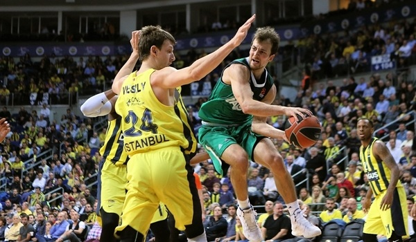 RS Round 12 report: Pangos and Zalgiris stun champs in Istanbul