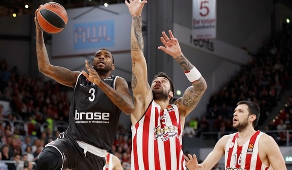 RS Round 12 report: Wright shines as Brose launches stunning comeback to upset Olympiacos