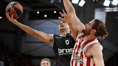 Focus on: Nikos Zisis, 300 EuroLeague games – and counting