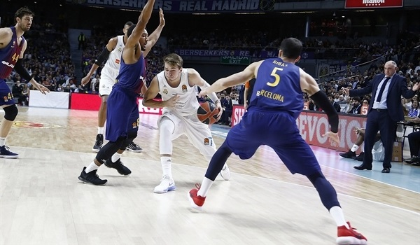 RS Round 12 report: Doncic makes magic, Madrid takes <i>El Clasico</i>