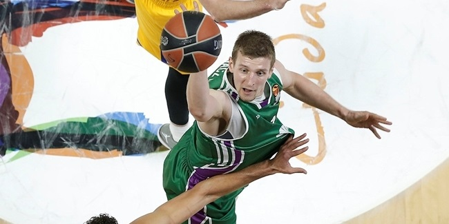 Adam Waczynski, Unicaja: 'The most important moments are coming'