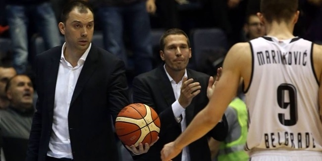 Partizan makes Canak head coach