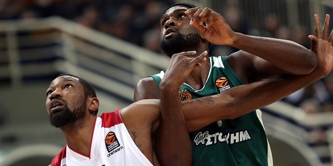 RS Round 12: Panathinaikos Superfoods Athens vs. AX Armani Exchange Olimpia Milan