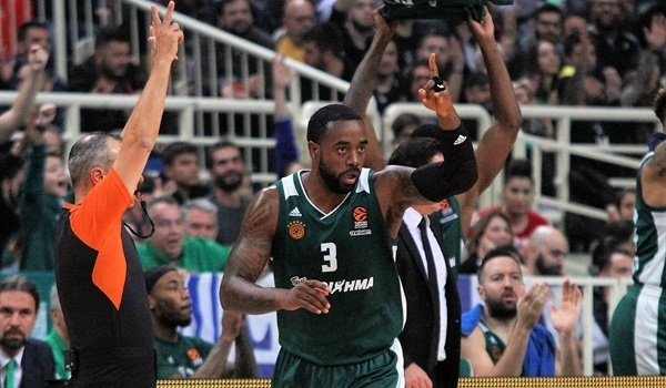 RS Round 12 report: Rivers stars but Calathes hurt as Panathinaikos beats Milan