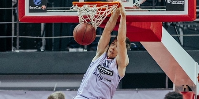 ALBA Berlin inks swingman Giedraitis to three-year deal