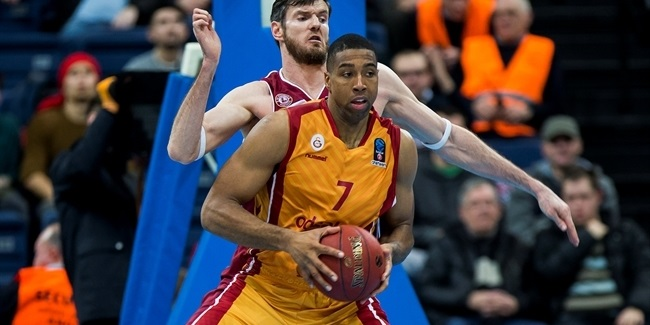 Richard Hendrix, Galatasaray: 'Positive things will happen'