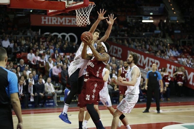 Devin Booker - FC Bayern Munich (photo FCBB) - EC17