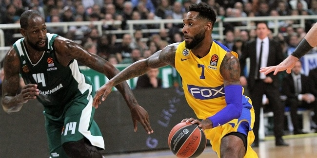 RS Round 13: Panathinaikos Superfoods Athens vs. Maccabi FOX Tel Aviv