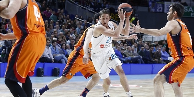 RS Round 13: Real Madrid vs. Valencia Basket