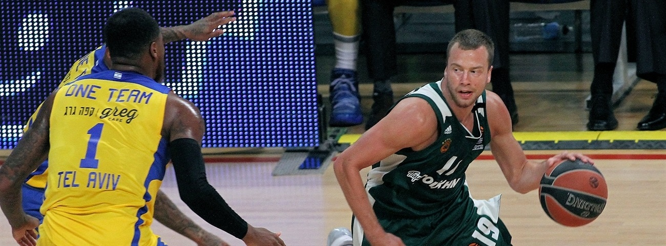 Lukas Lekavicius, Panathinaikos: 'I like to score'